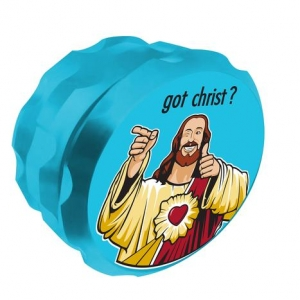 Buddy Christ Grinder