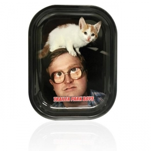 Headkitty Rolling Tray Trailer Park Boys Rolling Tray